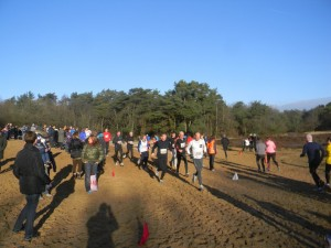 Running Center Cross Bakkeveen