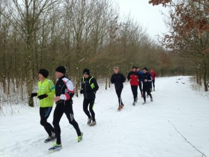 3e Wintertrainingsloop Kollumerland 26012013