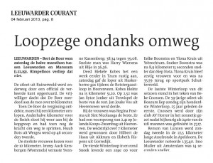 LC-20130204- Leeuwarder Courant