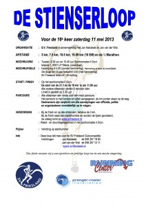 STIENSERLOOP 2013