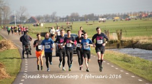 Foto's Winterloop
